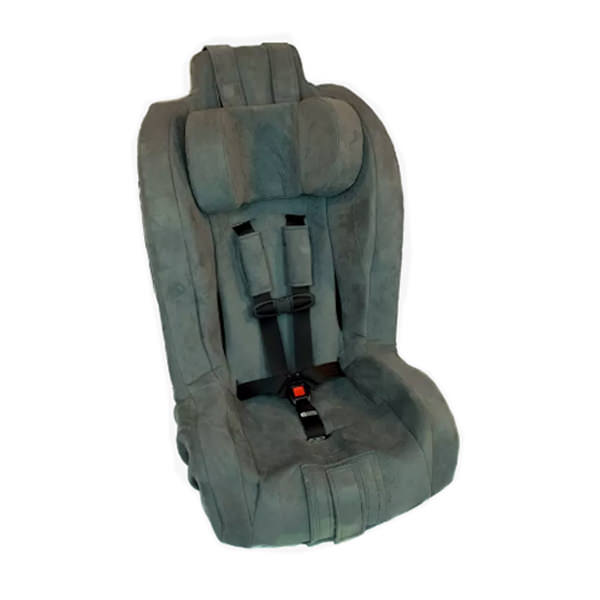 Roosevelt pediatric car seat with head support
