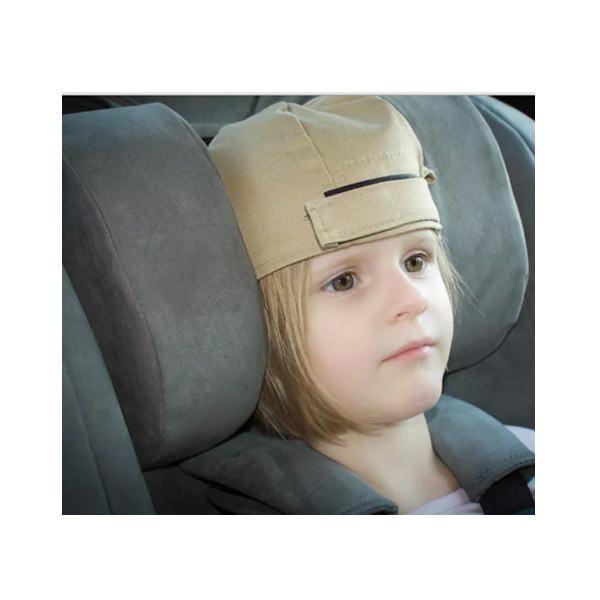 Roosevelt pediatric car seat with EZ-up head rest