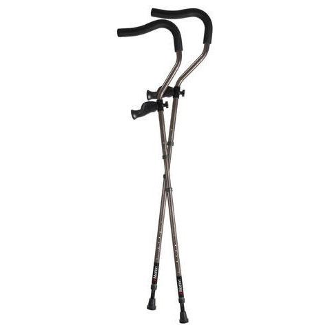 Millennial Medical In-Motion Pro Underarm Crutch