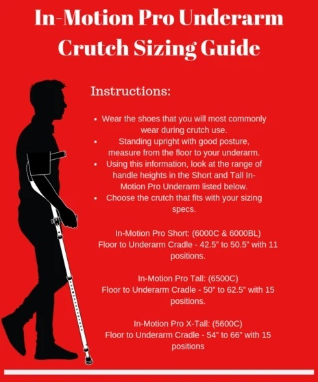Millennial In-Motion Sizing Guide