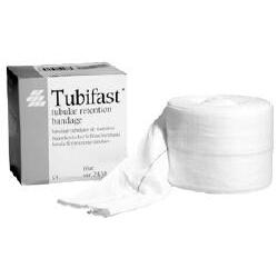 "Tubifast Dressing Retention Bandage Roll 1-1/2"" x 11"" yard"