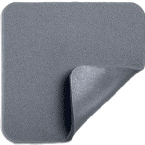 """Mepilex Ag Antimicrobial Soft Silicone Absorbent Foam Dressing with Silver 4"""" x 4"""""""