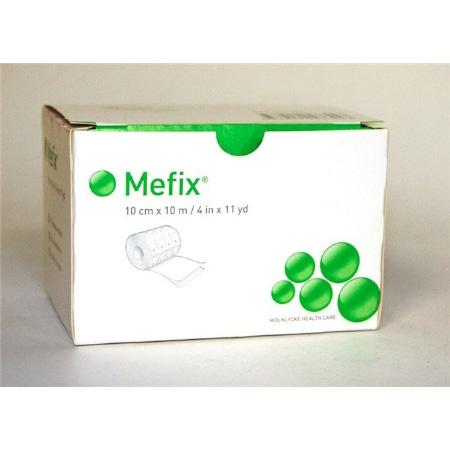 "Mefix Skin Friendly Nonwoven Fabric Tape, 1"" x 11 yards NonSterile"