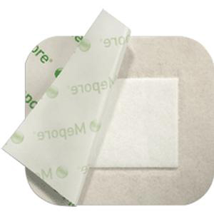 """Mepore Pro Self-Adhesive Absorbent Dressing, 3-3/5"""" x 6"""""""