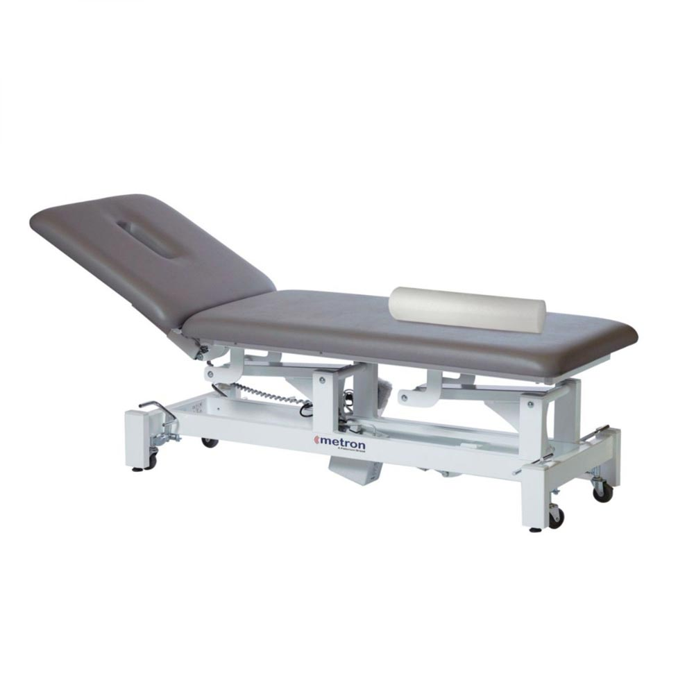 Metron plus 2 & 3-section bariatric tables with roll
