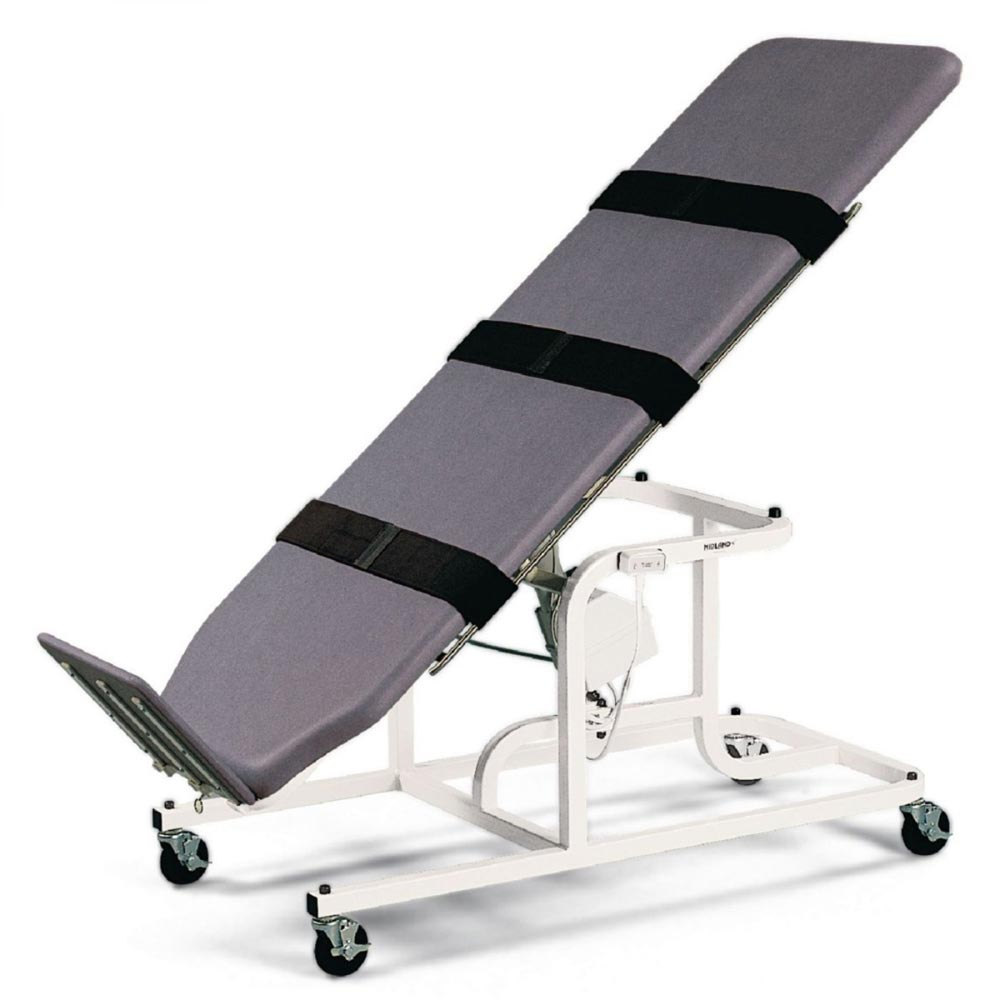 Metron plus electric fixed-height tilt table