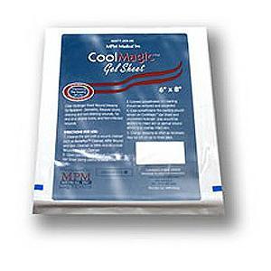 CoolMagic Hydrogel Dressing, 8 X 12 Inch, Rectangle