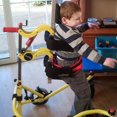 Buddy roamer posterior walker - size 2