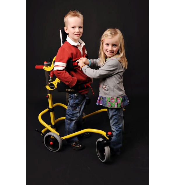 Buddy roamer posterior pediatric walker - size 3