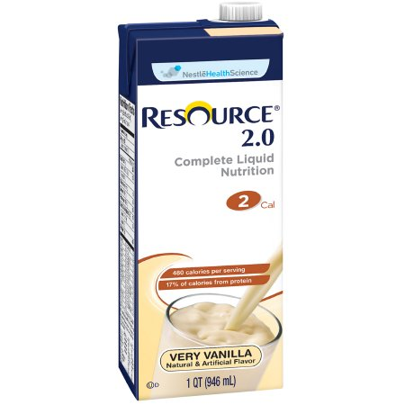 Resource 2.0 Ready to Use Oral Supplement