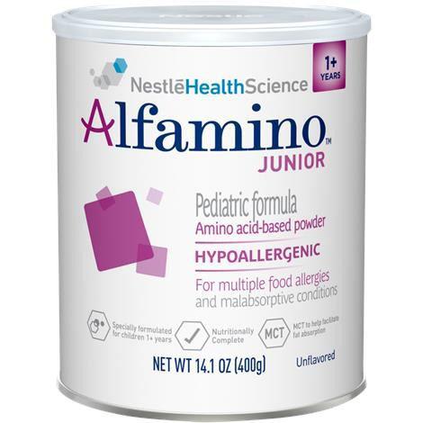 Nestle Alfamino Junior Powder Formula