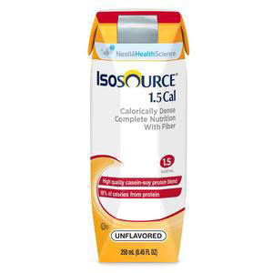 Nestle Isosource 1.5 Cal Complete Unflavored Tube Feeding Formula