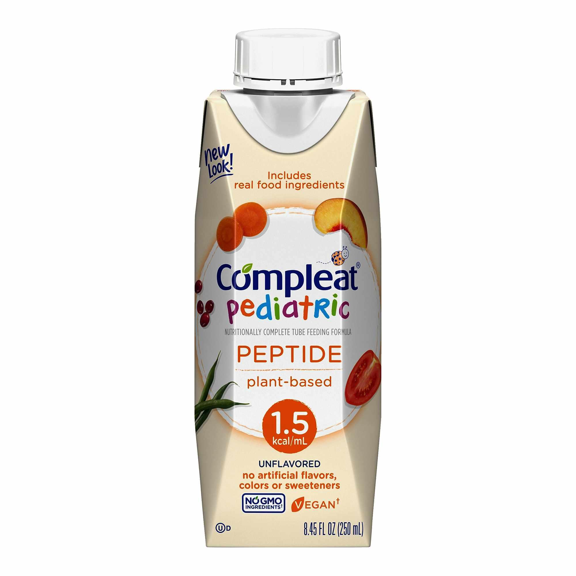 Nestle Compleat Pediatric Peptide Nutritional Formula