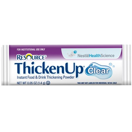 Resource Thickenup Clear Food and Beverage Thickener, Powder