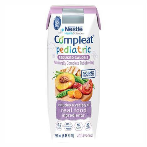 Nestle Compleat Pediatric Reduced Calorie Nutrition