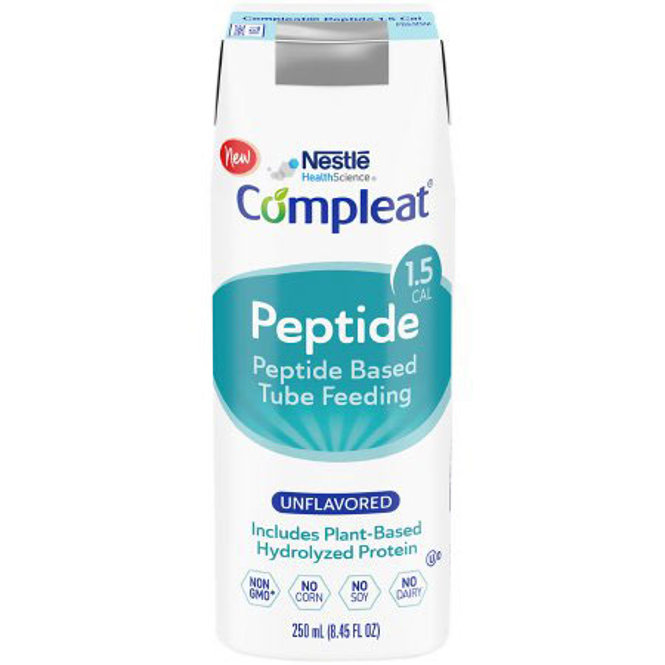 Compleat Peptide 1.5 Cal Tube Feeding Formula