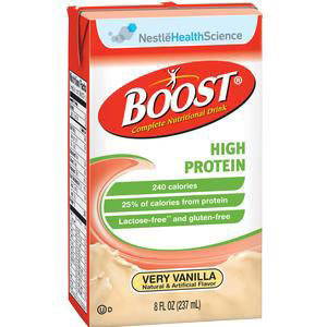 Nestle Boost High Protein Complete Nutritional Drink