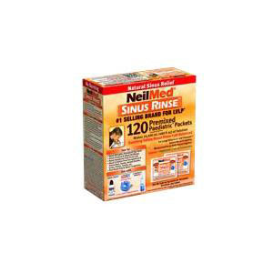 NeilMed Sinus Rinse Pediatric Natural Soothing Saline Nasal Wash Kit
