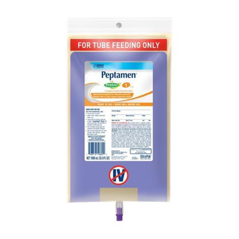 Nestle Peptamen with Prebio1 Complete Elemental Nutrition
