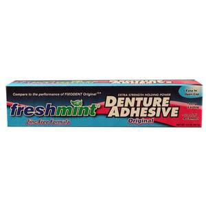 Freshmint Extra Strength Denture Adhesive