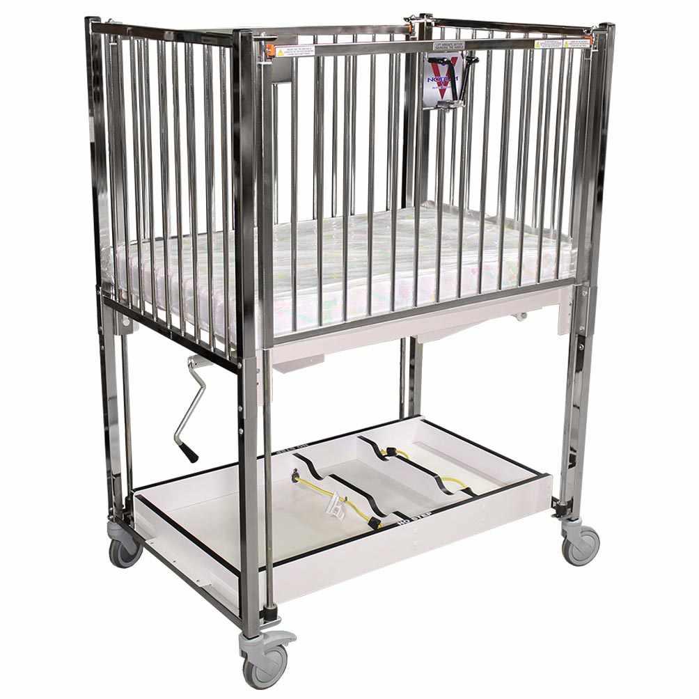 Novum Medical ICU Standard Crib