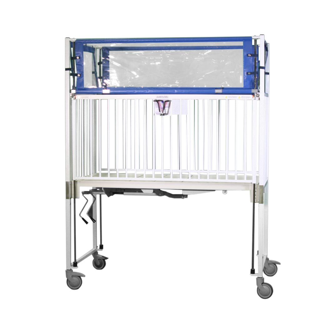 Novum Medical 2-Side Drop Klimer Crib