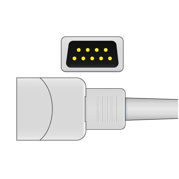 Nonin Compatible Short SpO2 Sensor