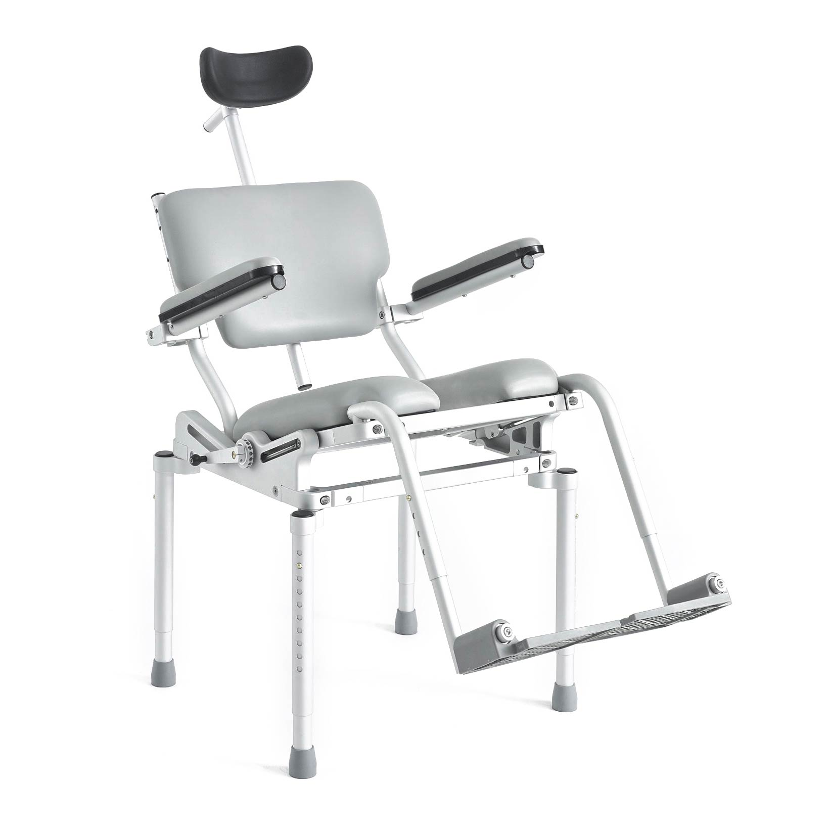 Nuprodx Multichair 3000Tilt Tub And Toilet Chair | Medicaleshop