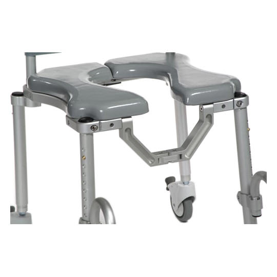 Nuprodx Multichair 3000Tx Tub & Toilet Chair | Medicaleshop