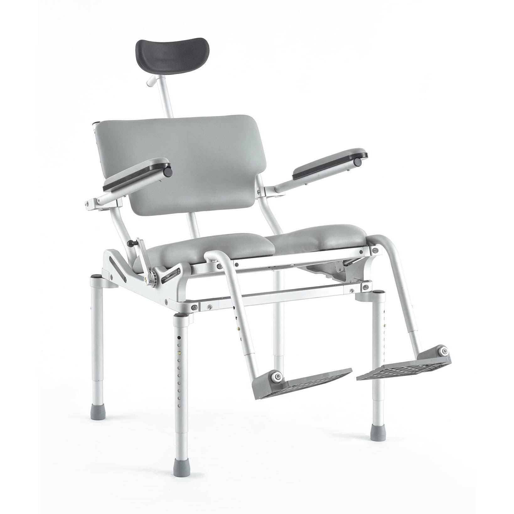 Nuprodx Multichair 3200Tilt Tub And Toilet Chair   Medicaleshop