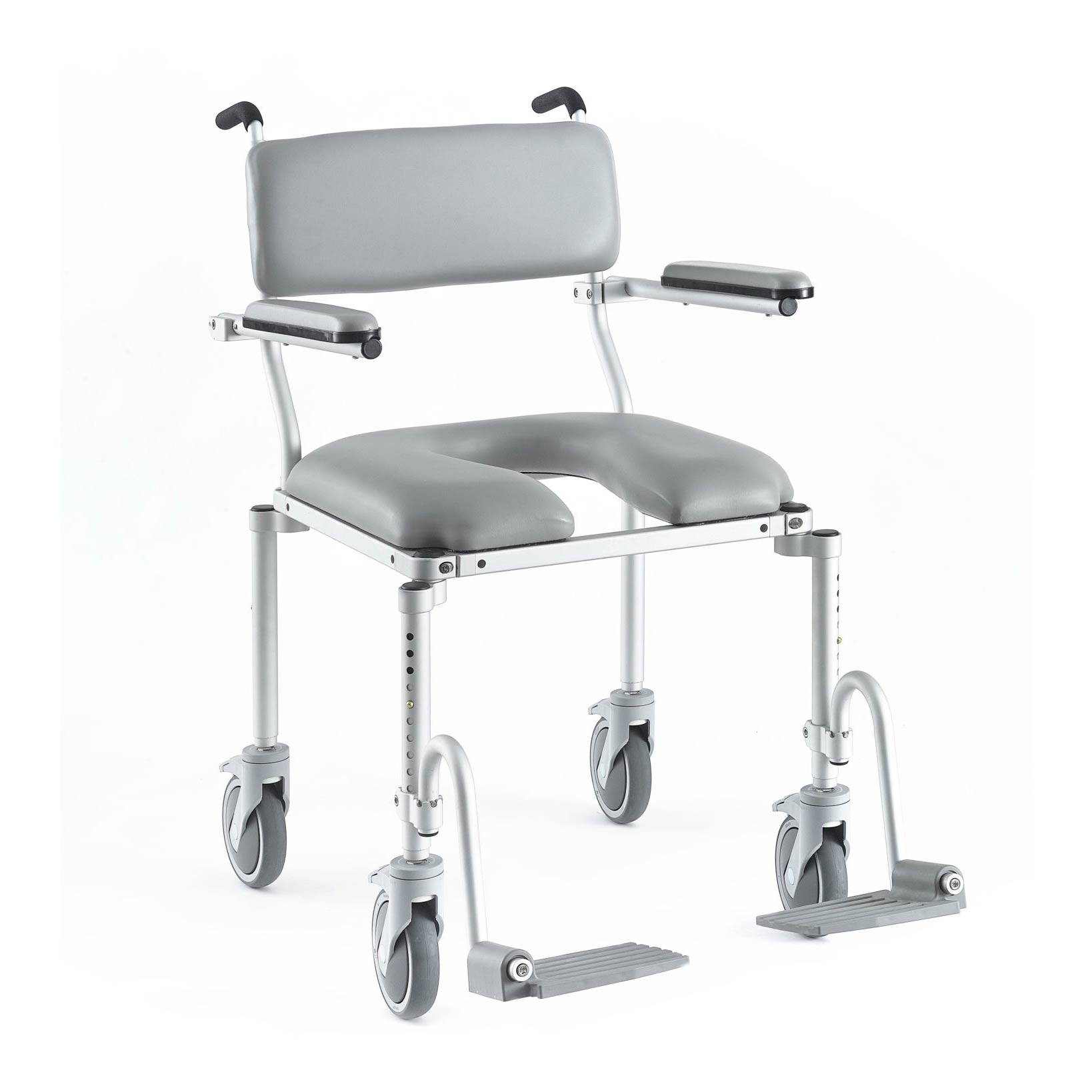 Nuprodx Multichair 4200 Roll-In-Shower Commode Chair | Medicaleshop