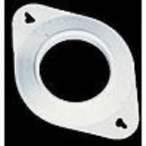 """Nu-Hope Convex Base Plate and Ring Set 1/2"""" Opening"""