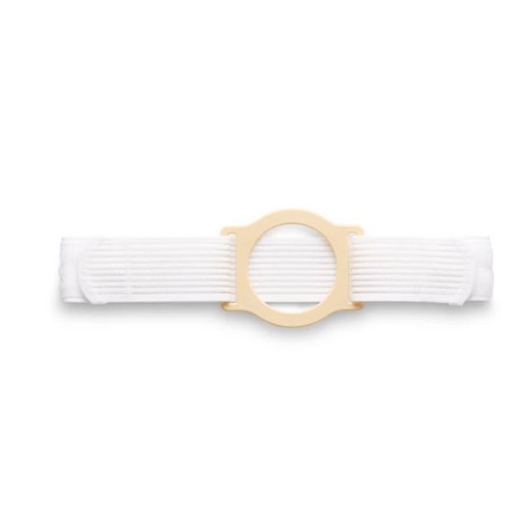 """Nu-Hope Nu-Comfort 2X Large Support Belt with 3-1/8"""" Ring Plate, 3-1/8"""" Stoma"""