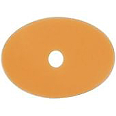 "Nu-Hope Barrier Oval Disc with Starter Hole, 2-1/2"" x 4"" OD"