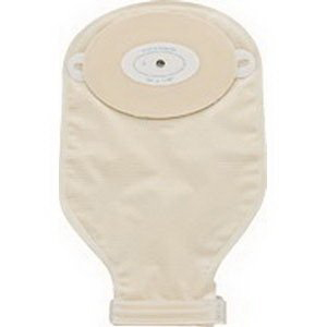 Nu-Hope 1-Piece Post-Op Adult Drainable Pouch, Extra-Deep Convex