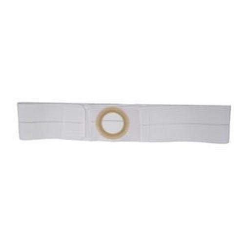 "Nu-Form Support Belt, 2-7/8"" Opening, 3"" Wide, Medium, White, Regular Elastic"