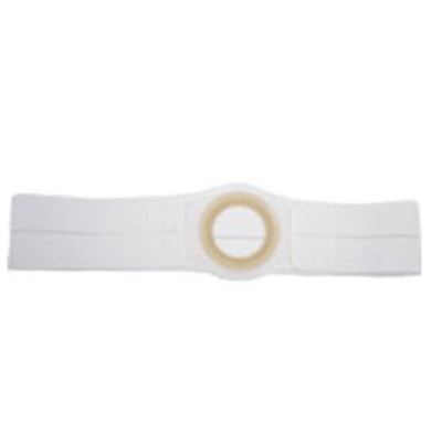 """Nu-Form Support Belt, 3-1/4"""" Center Stoma, 3"""" Wide, Large"""