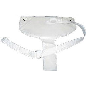 Nu-Hope Non-Adhesive Ileostomy Convenience Set Small Pouch