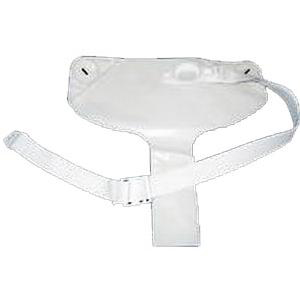 Nu-Hope Non-adhesive Ileostomy Convenience Set with Large O-ring Extra-small Pouch