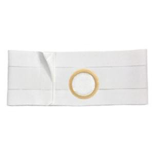 """Nu-Form Support Belt with Prolapse Strap 3-3/4'' Left Stoma 7"""" W Large"""