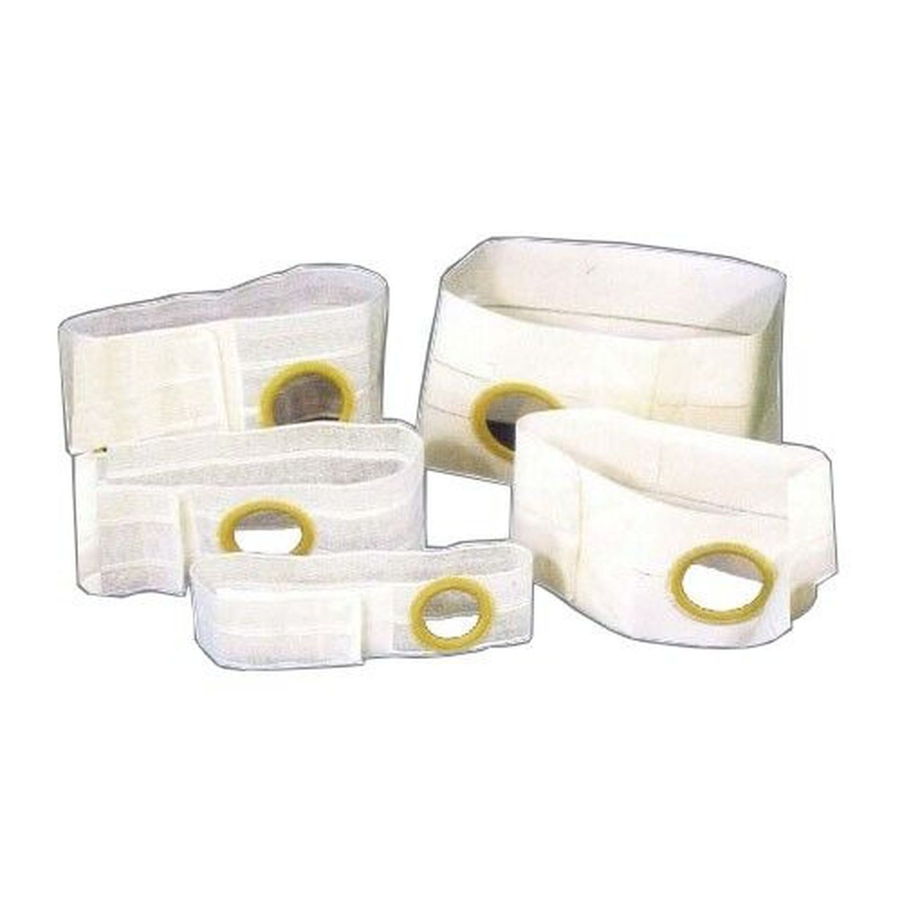 "Nu-Form Support Belt, 3-3/4"" Opening, 7"" Wide, X-Large, Left Sided Stoma"