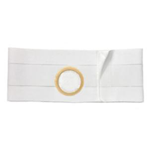 """Nu-Form Support Belt, 2-3/4"""" Stoma, 8"""" Wide, 2X-Large, White"""