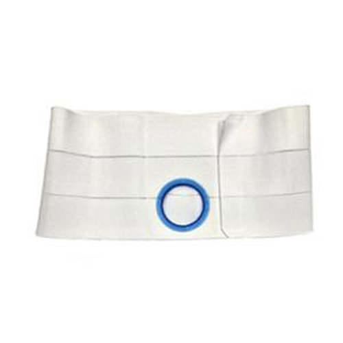 "Nu-Hope Support Original Flat Panel Belt, 2-5/8"" x 3-1/8"" Stoma, 6"" Wide, 2XL"