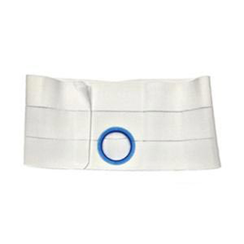 Nu-Hope Original Flat Panel Contoured Support Belt 2-1/4'' Left Stoma 2X-Large