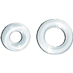 """Nu-Hope Silicone O-Ring, Large, 1/2"""" W, 1-1/8"""" to 1-3/8"""" Opening"""