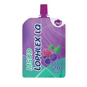 Lophlex LQ Mixed Berry Flavor Ready to Use MSUD Oral Supplement