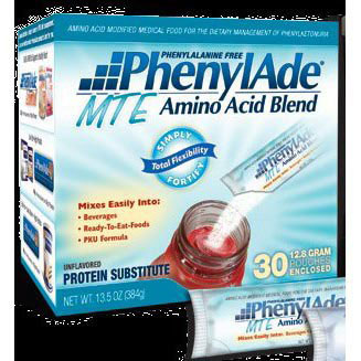 Nutricia Applied Nutrition Phenylade Amino Acid Blend
