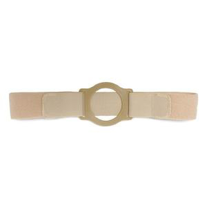 "Nu-Comfort Support Belt, 2-3/4"" Ring Plate, 2"" Wide, Small, Beige"