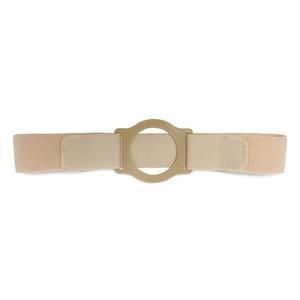 """Nu-Comfort Support Belt, 2-7/8"""" x 3-3/8"""" Ring Plate, 2"""" Wide, Large, Beige"""