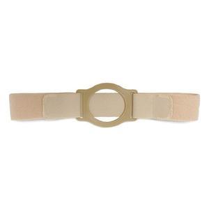 """Nu-Comfort Support Belt, 3-3/8"""" Ring Plate, 2"""" Wide, X-Large, Beige"""